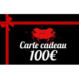 Carte cadeau 100 euros hygie meca
