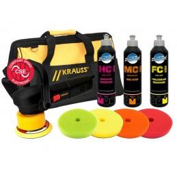 Pack DB-5800s, pads et polish Zvizzer