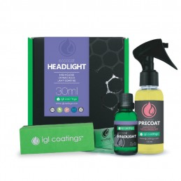 Ecocoat Headlight Igl coatings