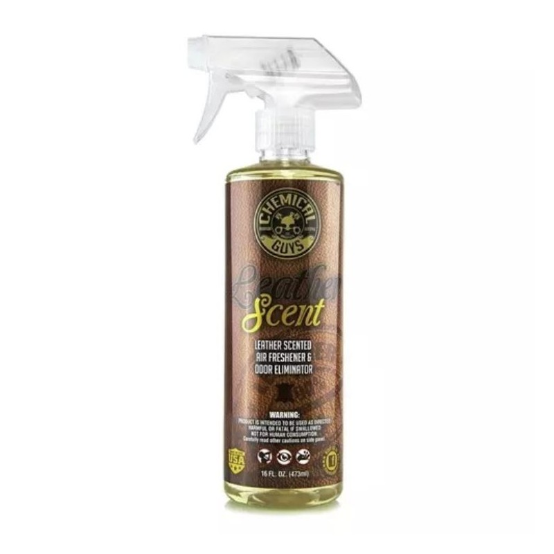Leather Scent chemical guy's 473ml