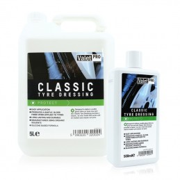 Classic Tyre Dressing valet pro