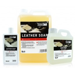 Leather Soap valet pro - hygie meca