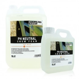 ph neutral snow foam valet pro - Hygie meca