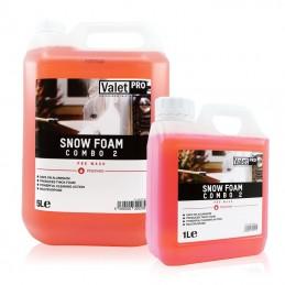 snow foam combo 2 valet pro - hygie meca