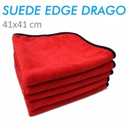 Drago red 41x41cm the rag company