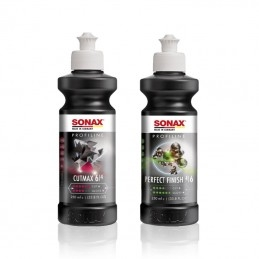Kit Cutmax + Perfect finish 250ml Sonax