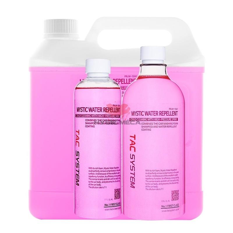 Mystic Water Repellent tac system