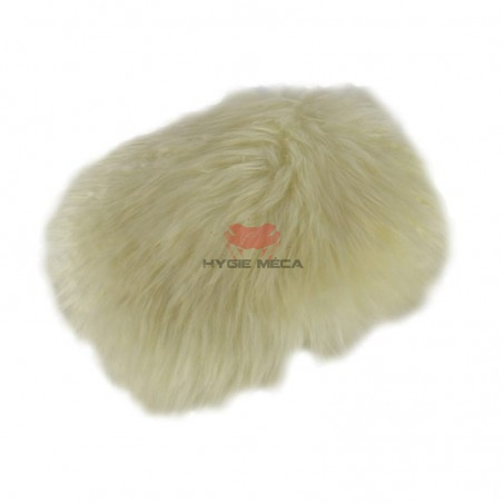 Wool Wash Mitt Long