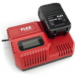 Chargeur universel 10.8 - 18V - Flex