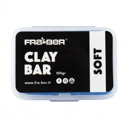 Clay bar Soft - Fra-Ber