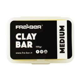 Clay bar Medium - Fra-Ber