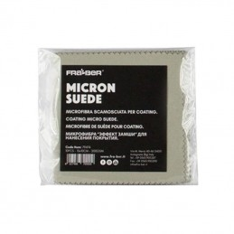 Micron suede 10x10cm fraber