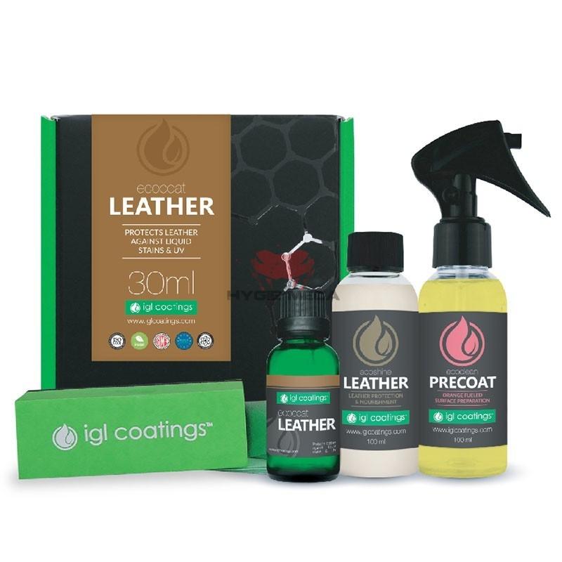 Ecocoat Leather igl coatings