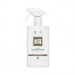 Rapid ceramic spray autoglym