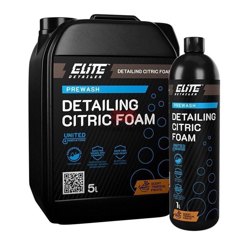 Detailing citric foam elite detailer