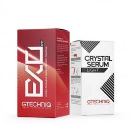 Kit cristal serum light + Exo v4 gtechniq