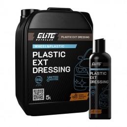 Plastic ext dressing Elite detailer