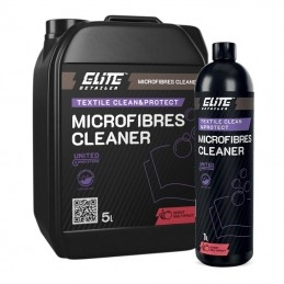 Microfibres cleaner
