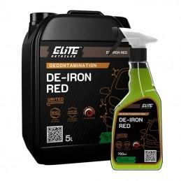 De-iron red Elite detailer