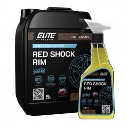 Red shock rim Elite detailer