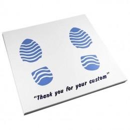 protege tapis jetable en papier hygie meca