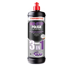 One Step Polish 3 in 1 menzerna