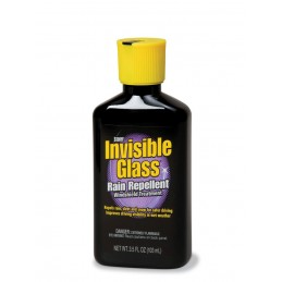 Washer Fluid additive invisible glass