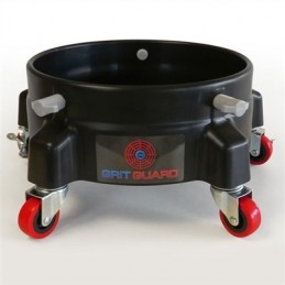 Grit Guard Bucket Dolly - Noir