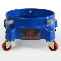 Grit Guard Bucket Dolly - Bleu