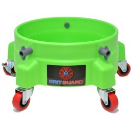 Grit Guard Bucket Dolly - Vert