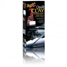 Quick Clay Système Gomme meguiar's