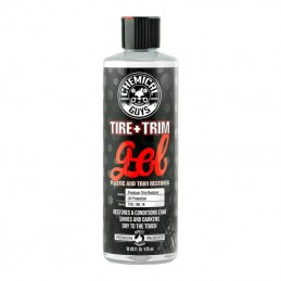 Tire + Trim Gel chemical guys