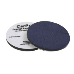 Velvet Orange Peel Removal Pad 135mm carpro