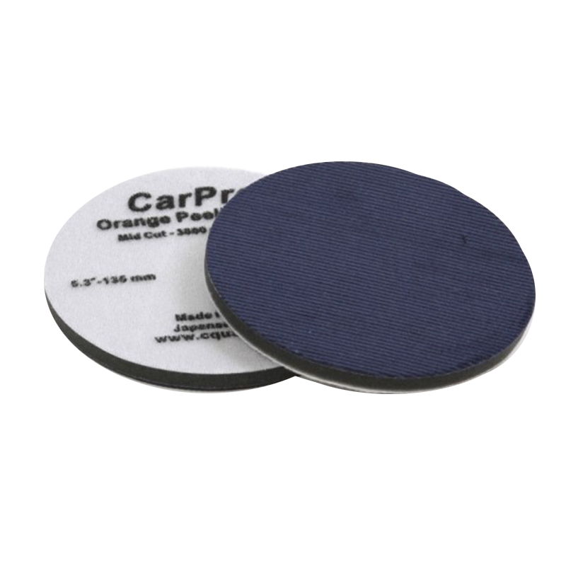 Velvet Orange Peel Removal Pad 135mm carpro