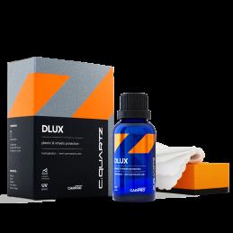 CQuartz Dlux Plastic & Wheels Coating kit carpro